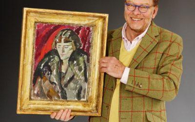 Höstens nya utställning Vernissage 23 september kl 13  Mod och modernitet – 1900-talets djärva konstnärinnor!