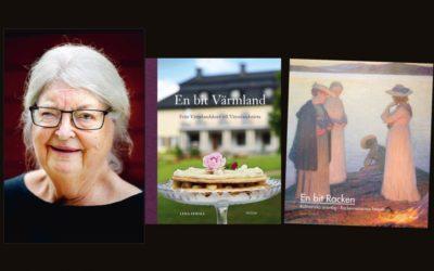 Sommarkaffe 20 juli: Lena Sewall – Mitt liv med mat och böcker