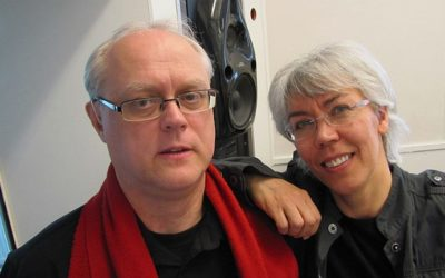 Bertil Bengtsson & Kristin Andreassen: Ytspänningar! Vernissage 22 september kl 13