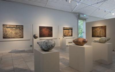 Bertil Bengtsson & Kristin Andreassen – Ytspänningar. 22/9 – 28/11