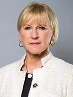 Välkommen Margot Wallström som inviger lördag 15december!