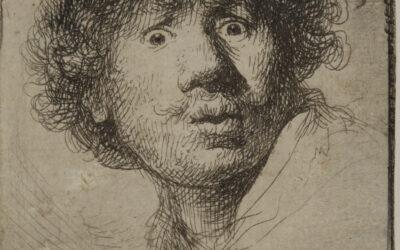 Rembrandt van Rijn (1606-1669)  Nedre galleriet 15 juni – 20 november 2019