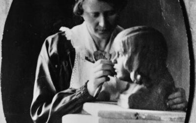 Anna Palms värld – en skulptörs dröm