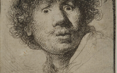Rembrandt van Rijn som grafiker