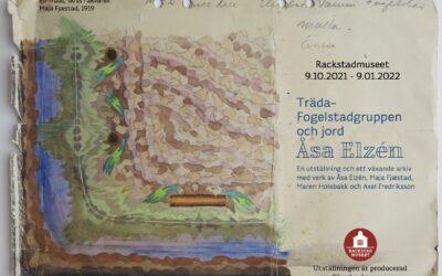 Åsa Elzén: Träda – Fogelstadgruppen och jord